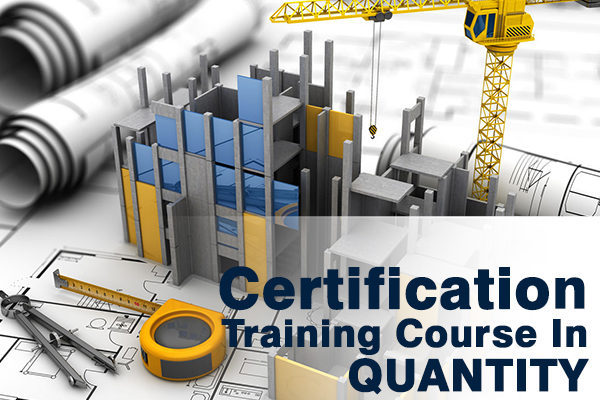Certification Training Course in Quantity Surveying