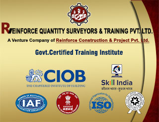 Reinforce Quantity Surveyor Training Certifications