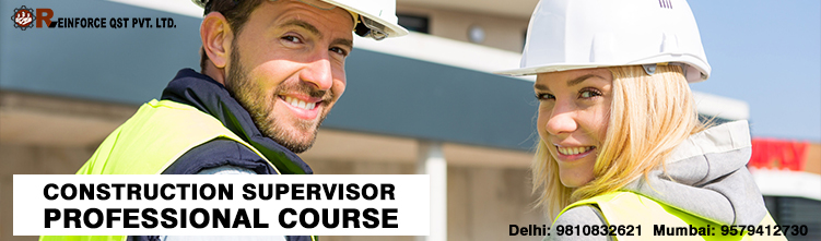 Construction supervisor course